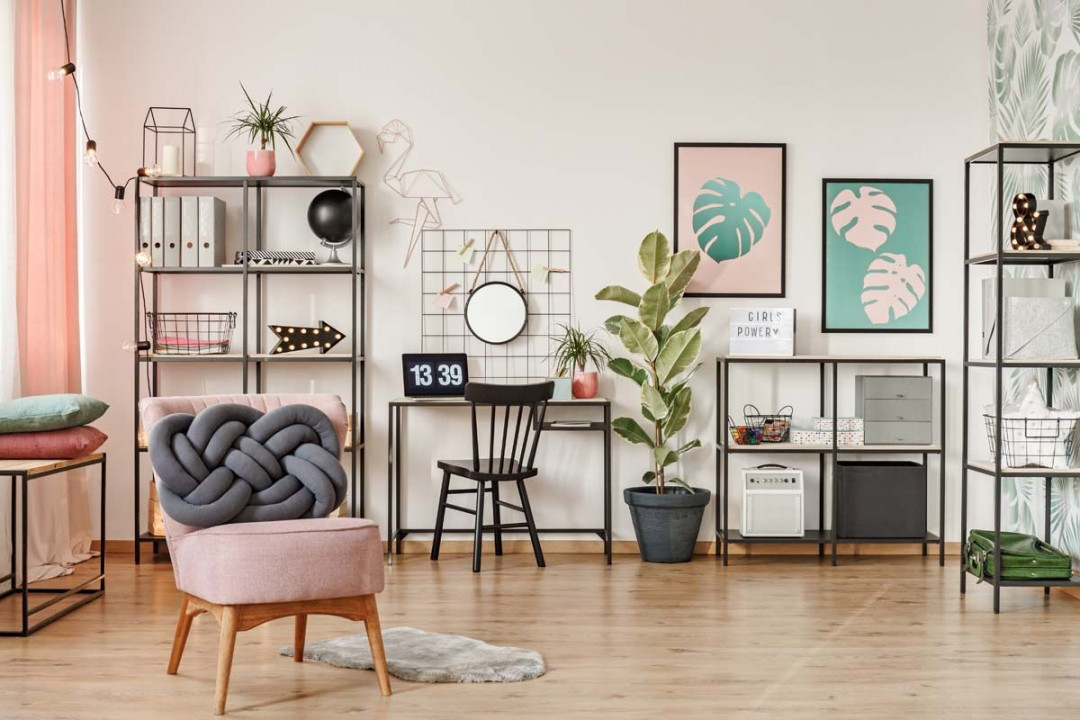 Tips to Freshen Up Your Home Office