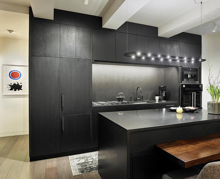 desain rumah kayu minimalis desain interior kayu