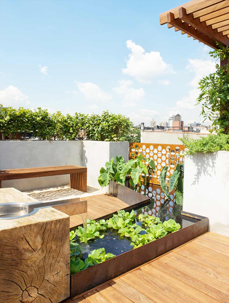 Percantik Rooftop, Inilah Langkah-langkahnya