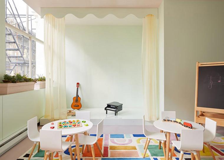 ruang bermain anak dekorasi ruang bermain anak