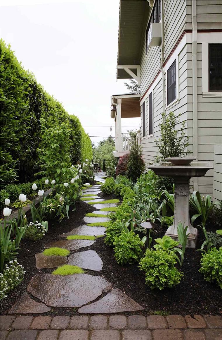 desain halaman rumah halaman rumah halaman belakang rumah