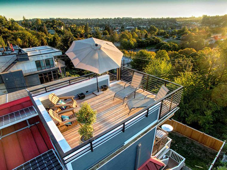 Percantik Rooftop Inilah Langkah Langkahnya