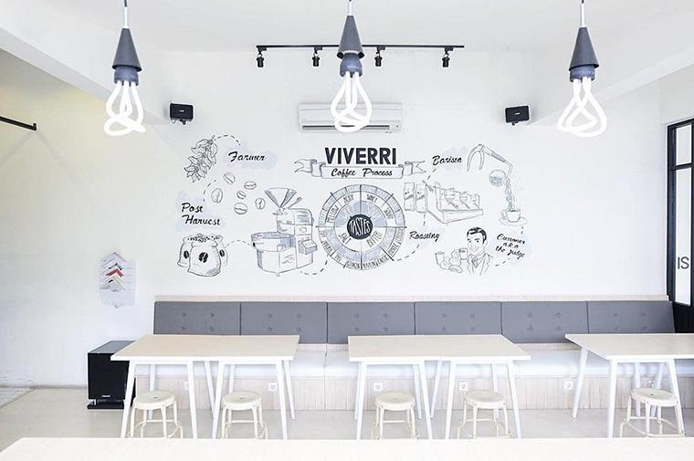 Tampil Kekinian, Ini Dia 7 Inspirasi Kafe Instagramable Untuk Kaum Millennial