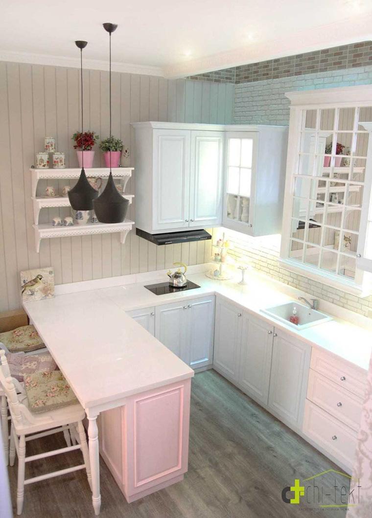semarak desain dapur