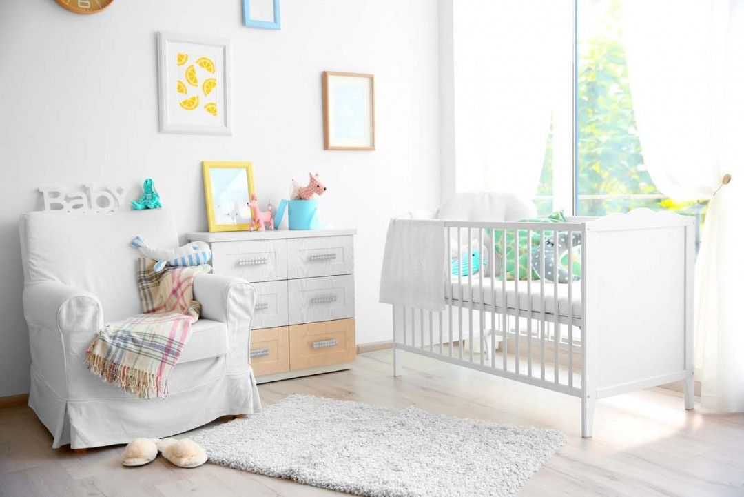 Eight Essential Items to Set up Your Baby's Nursery