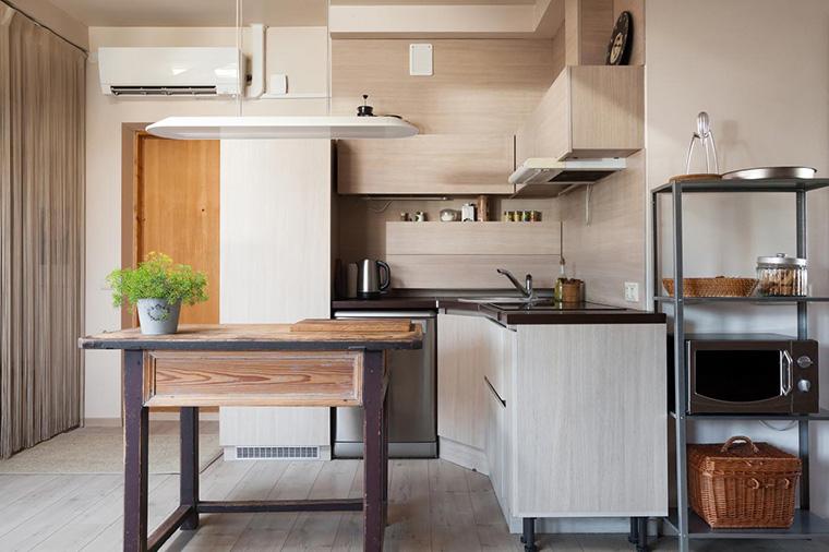 Small Kitchen Ideas For Tiny Apartments