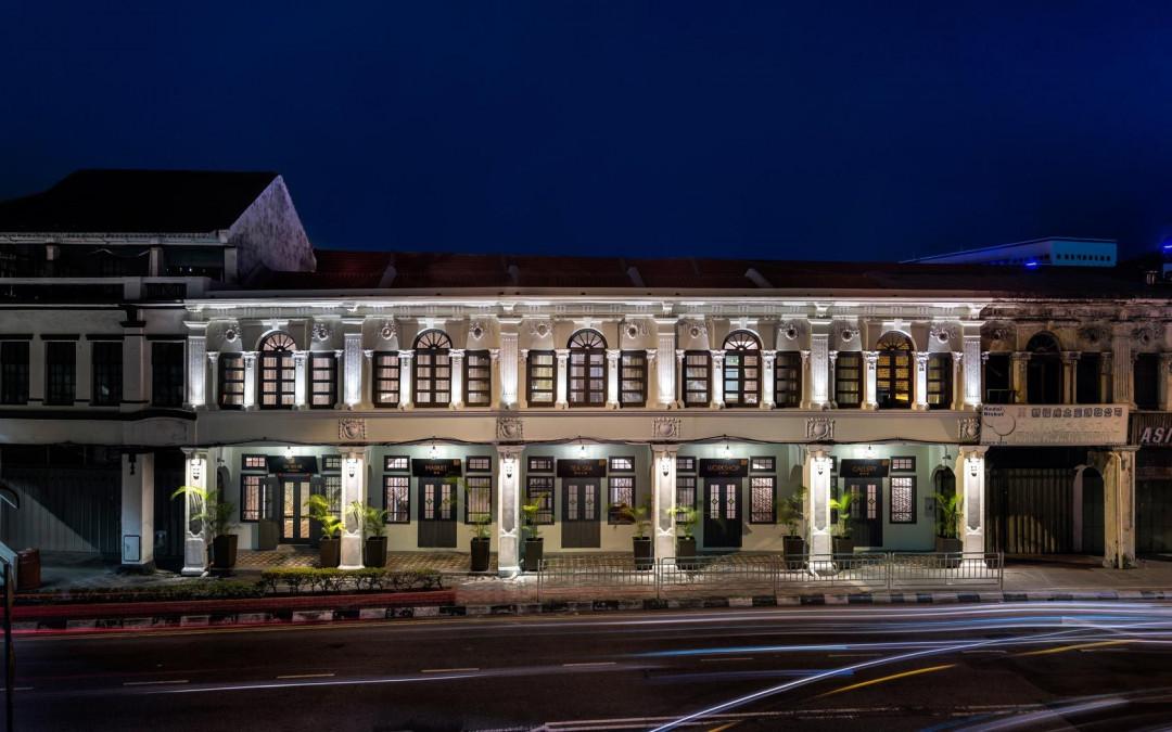 Loke Thye Kee Residencies Branding