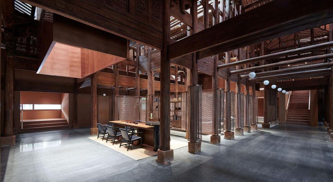 The Relic Shelter | Fuzhou Tea House