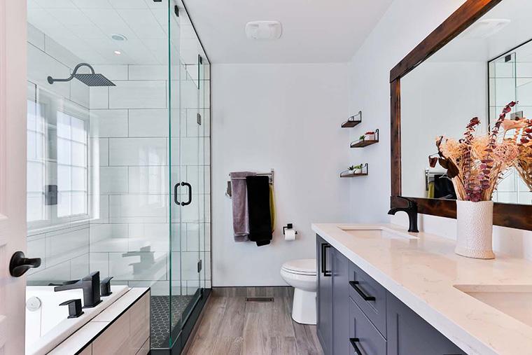 7 Macam Desain Ruang Shower Kamar Mandi Untuk Hunian Anda