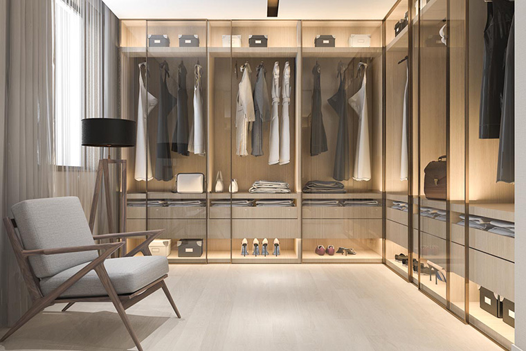 Four Things To Know While Planning For A Walk In Closet