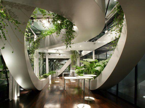 Archify Celebrates: 6 healthy workplace designs