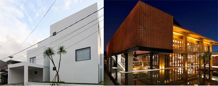 Apa Perbedaan Arsitektur Modern Dan Kontemporer
