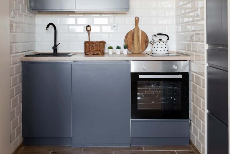 7 Tips Membuat Dapur Kecil Yang Fungsional