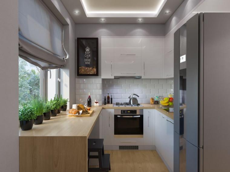 Seven Small Kitchen Design Ideas For A Small Home
