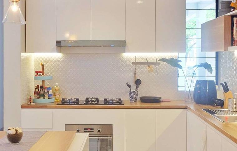 tips dan trik merancang pencahayaan ruang pada furnitur G Vienna Residence