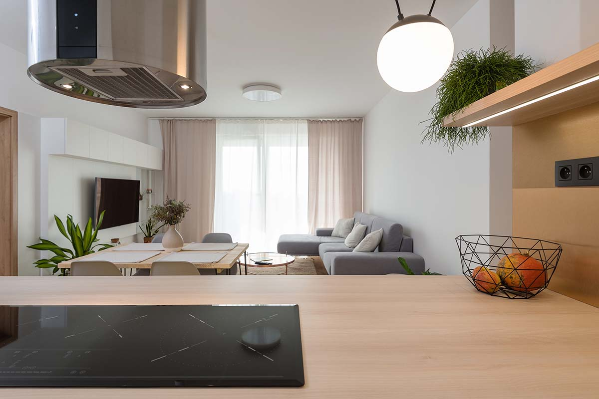 Seven Benefits Of An Open Plan Living Space Spacious living room means