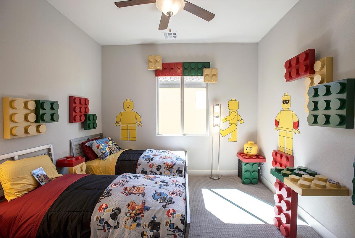 10 Desain Kamar Tidur Anak Dengan Tampilan Ceria Dan Menggemaskan