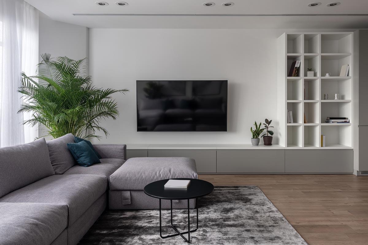 3 Desain Ruang TV yang Bikin Betah di Rumah