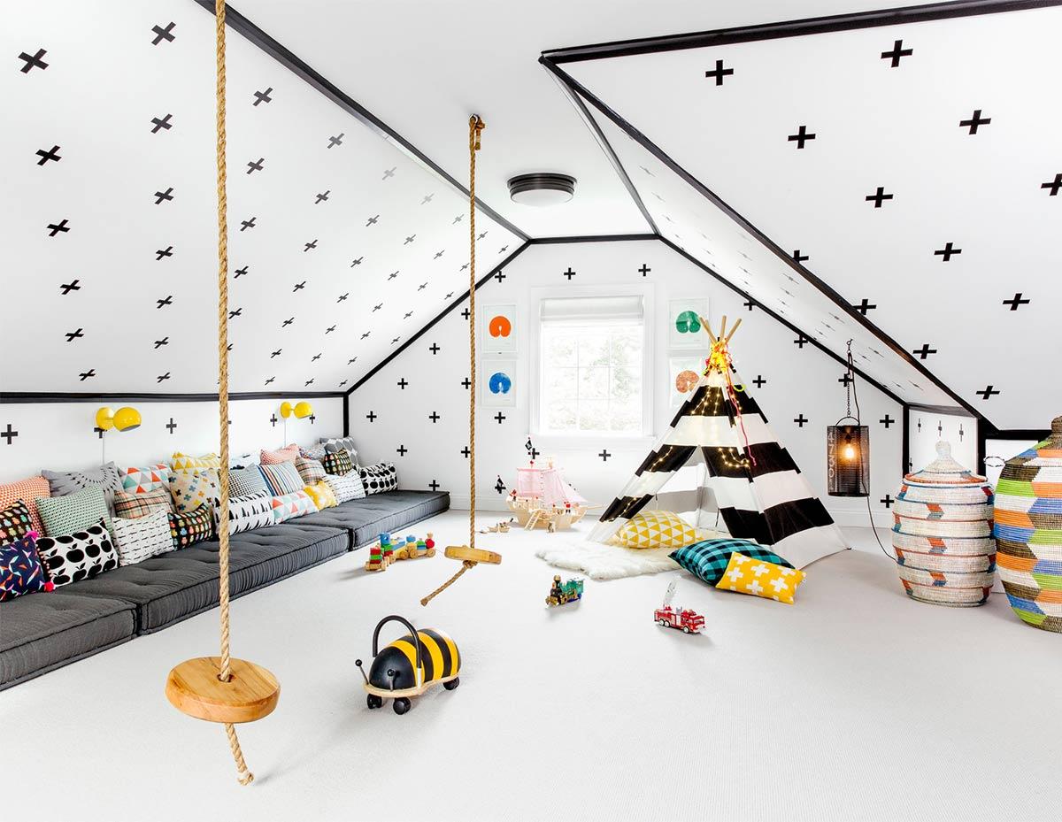 Desain Ruang Bermain Anak Yang Holistik