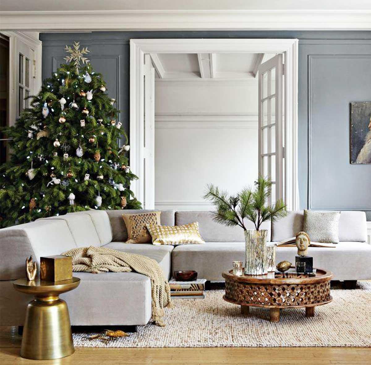 8 Inspirasi Dekorasi Hunian Sambut Hari Raya Natal