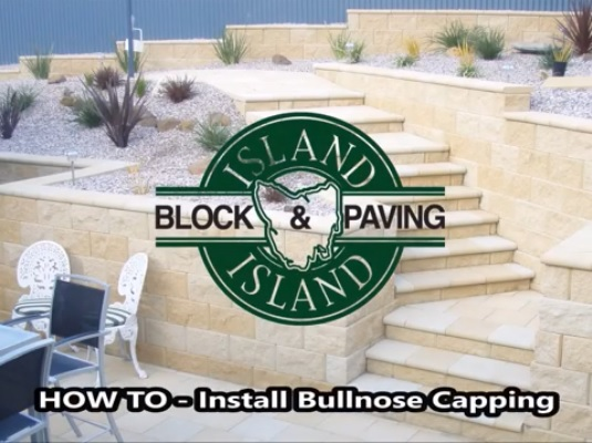 Diy How To Install Bullnose Retaining Wall Cing