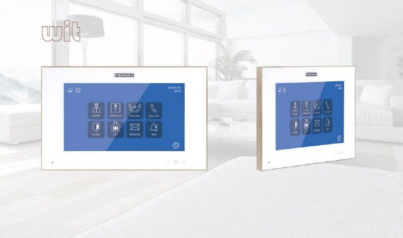 FERMAX expands its MEET system, the new 100% IP video door entry technology