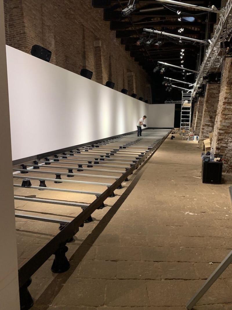 Creating Support for Art at La Biennale di Venezia 2019