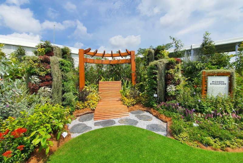 Gardens in Bloom at Community Garden Festival 2019