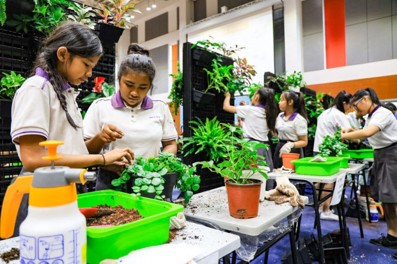 Igniting A Passion For Urban Greenery