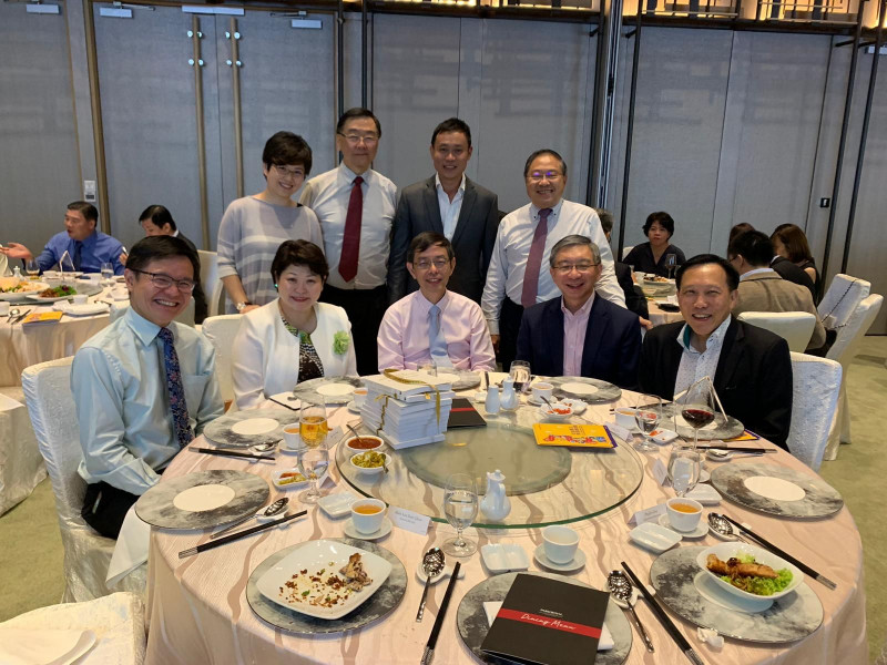 Elmich Executive Chairman, Mr Alan Lee Appointed as ExCo Member of E50 Association