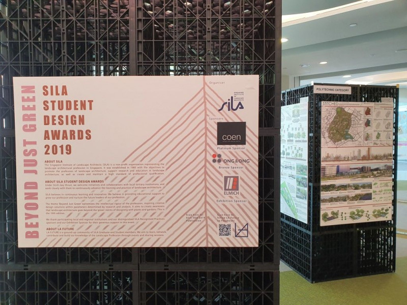 Elmich Supports SILA Student Design Awards 2019