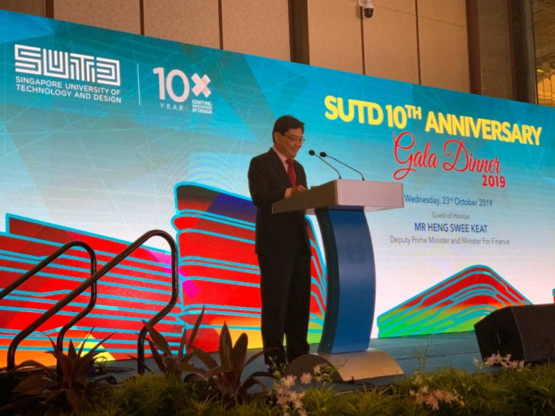 SUTD Celebrates 10 Years of Integrating Education, Design, and Technology