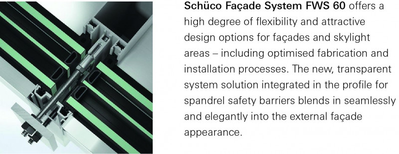 Schüco Sustainability Products
