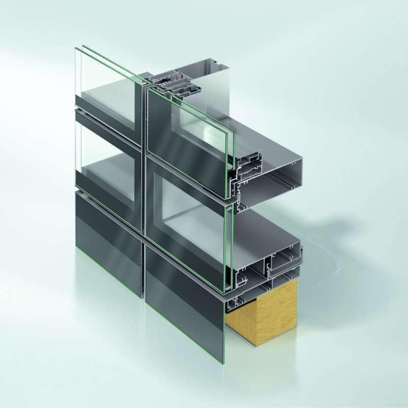 Schüco TropTec™ Façade System: The cost-effective solution for tropical countries