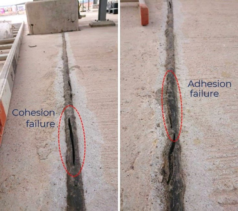 Selecting Sealants for Joints