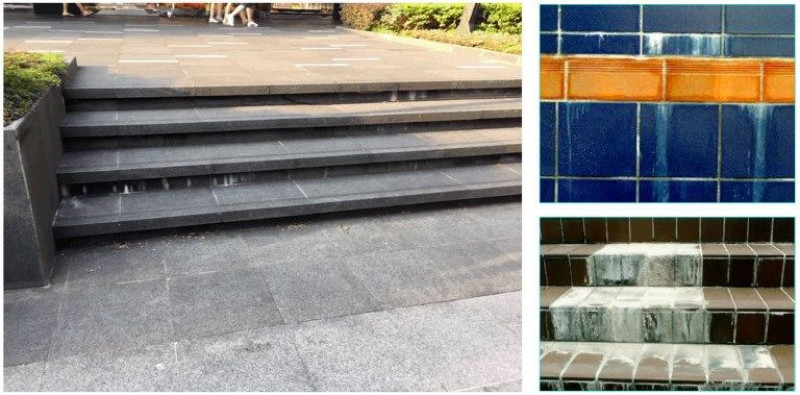 Tips to prevent efflorescence during tile and stone installation