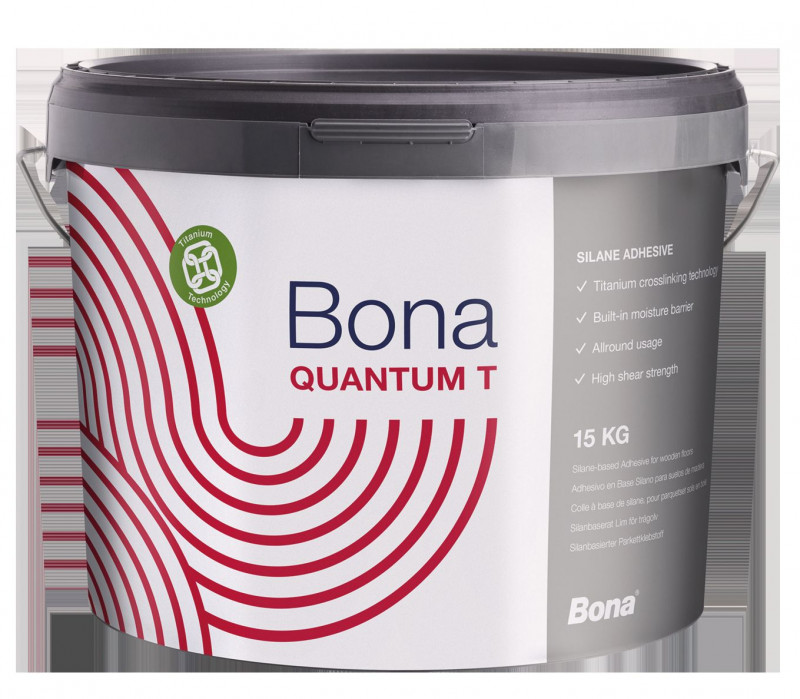 Bona Launches Bona Quantum Silane-Based Adhesive
