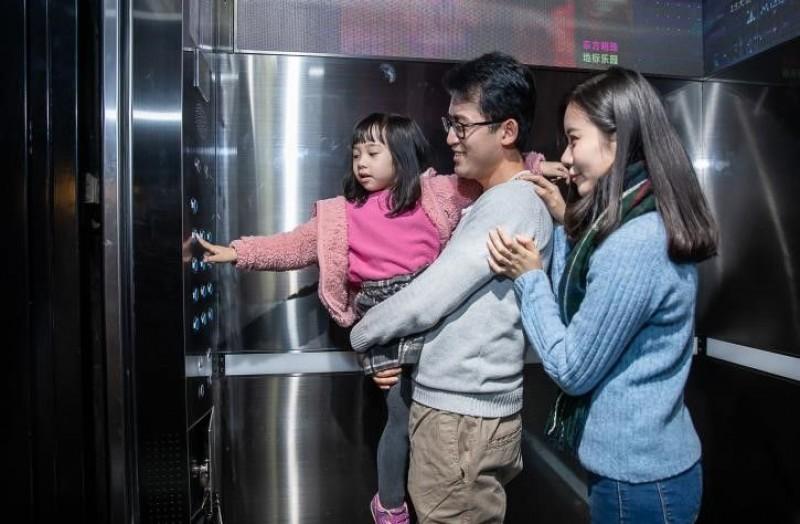 Shanghai Oriental Pearl Tower transforms with new Otis elevators
