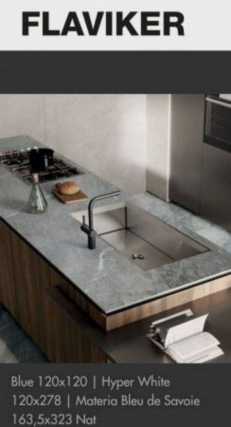 New Digital Design Ceramic Tile and Slab from Flaviker - Italy
